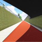 fietstunnel guisweg
