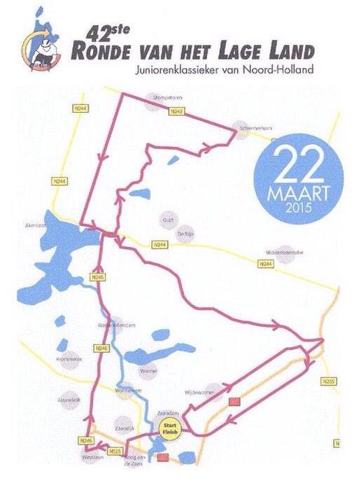 Ronde van het Lage Land