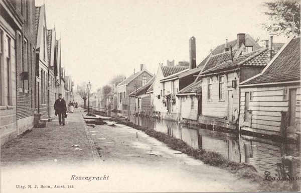 rozengracht 1900