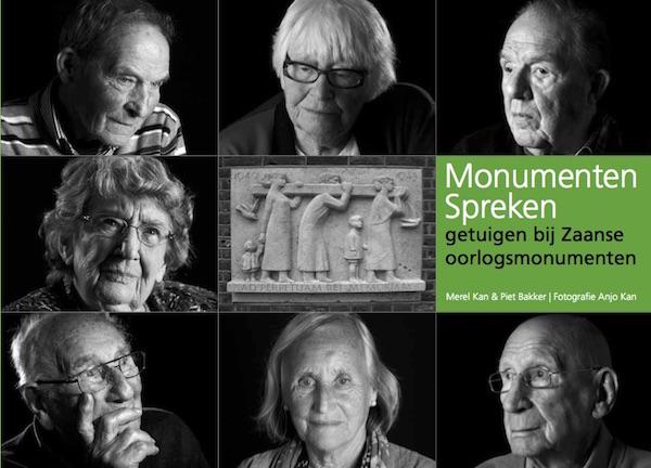Omslag Monumenten spreken