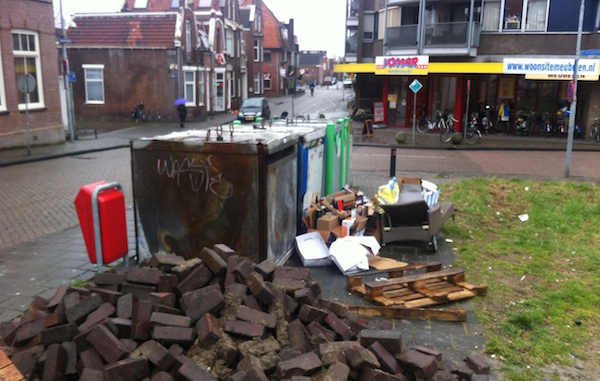 containers oud