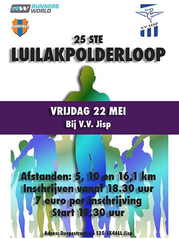 Luilakpolderloop 2015