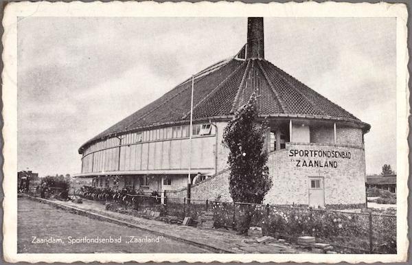 sportfondsenbad buiten 1940