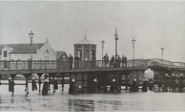 zaanbrug 1890