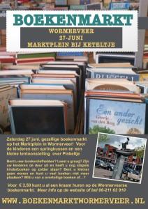 boekmarkt wormerveer