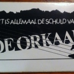 orkaan sticker