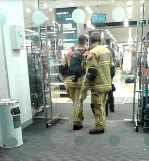 primark brandweer
