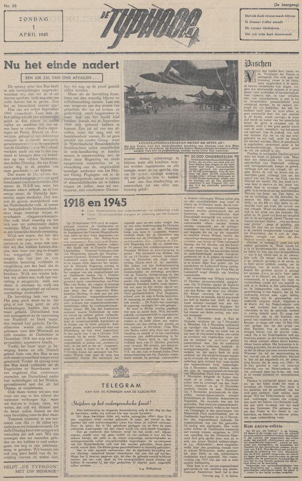 typhoon 1945