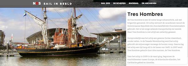 nos sail
