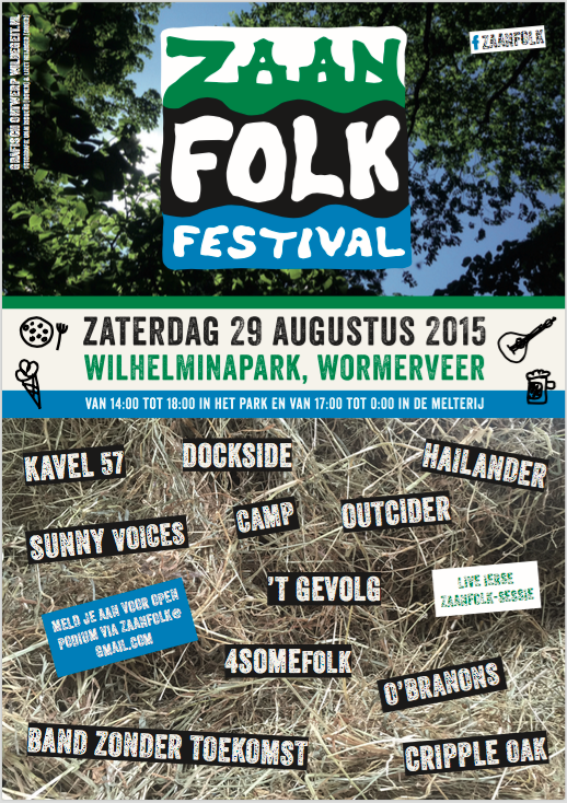 zaanfolk poster