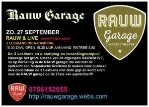 Rauw&Live