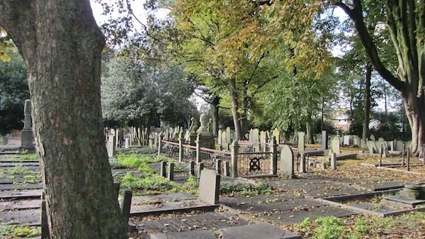 begraafplaats wormerveer