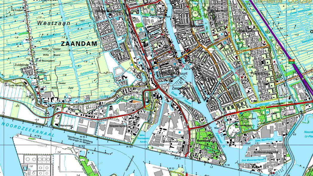 kaart 1999