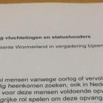motie wormerland