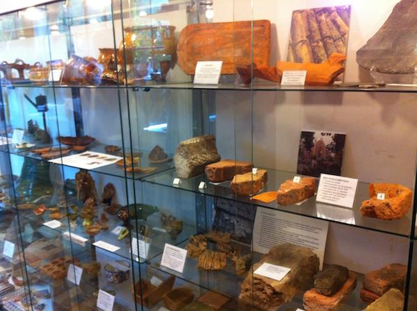 museum voor de archeologie