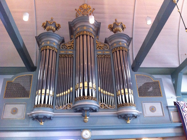 orgel vermaning koog