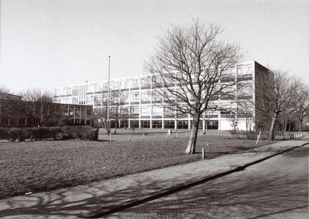 school fortuinlaan 1960