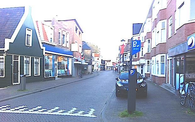 zuiddijk parkeren