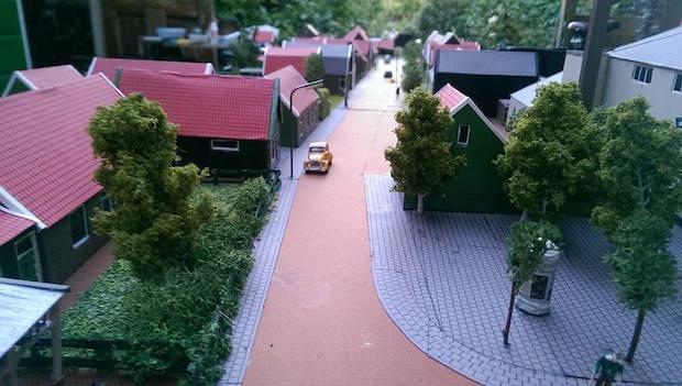 Maquette Kruisstraat