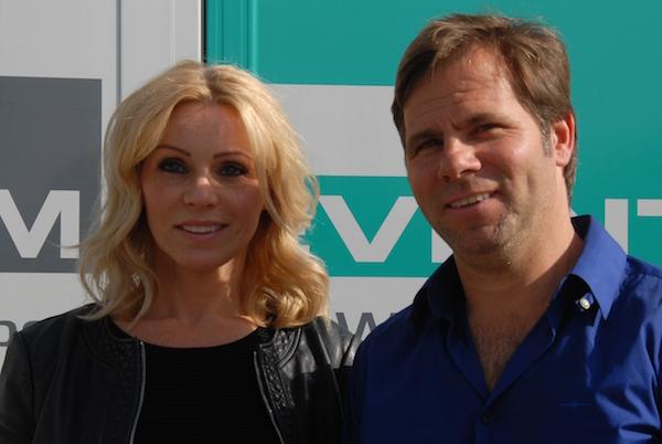 Nathalie Van Daalen en Jasper van der Waaij