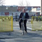 Robert Linnekamp fiets