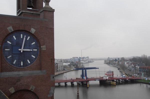 Stoomhal-klokkentoren