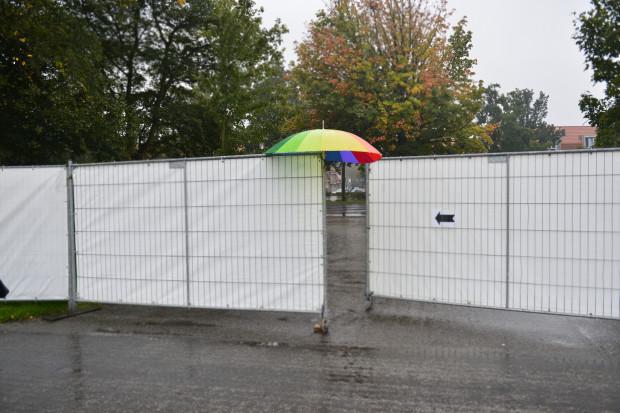 Veldpark paraplu