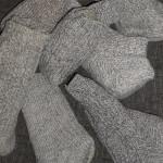 Zelfgebreide sokken copy