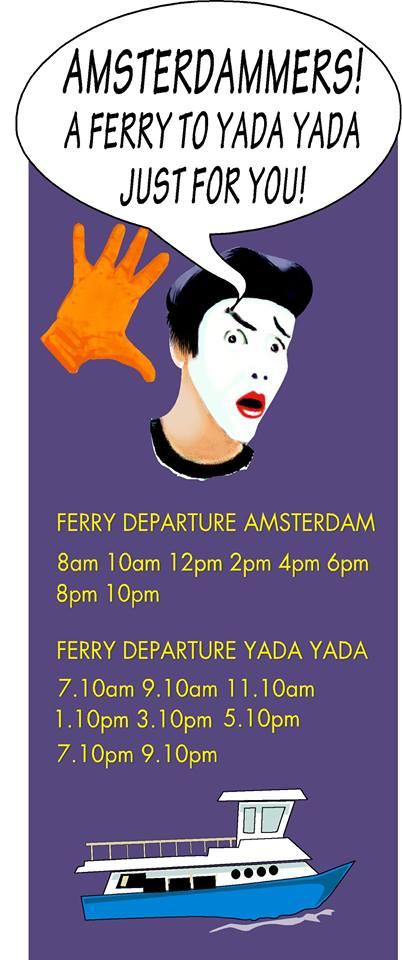 ferry yada yada