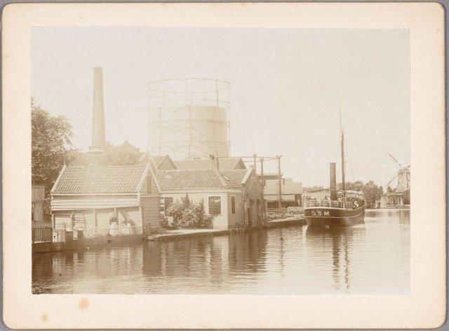 gashouder 1890