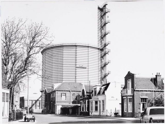 gashouder 1971
