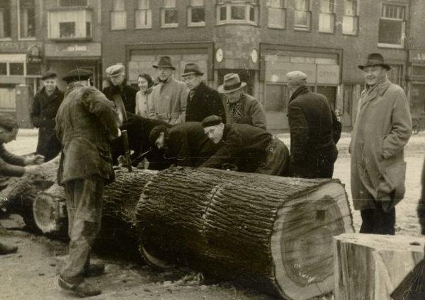 omzagen boom 1945