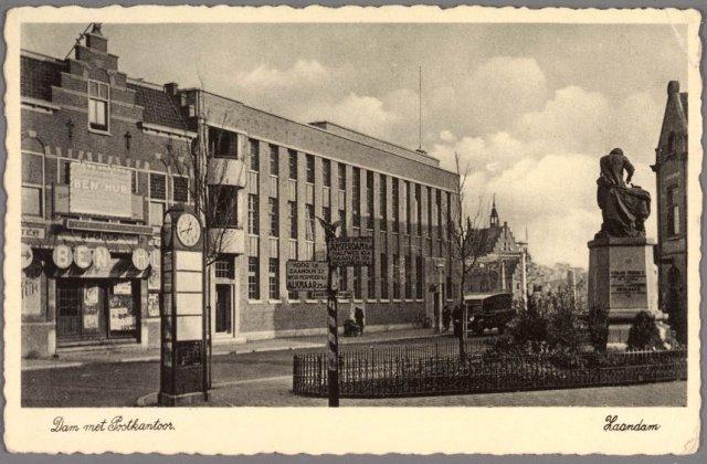 postkantoor 1930