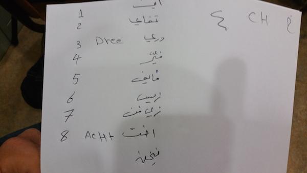taallessen