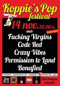 Koppie's Pop Festival