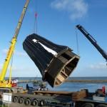 Transport molen De Haan III