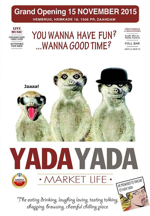 yada affiche
