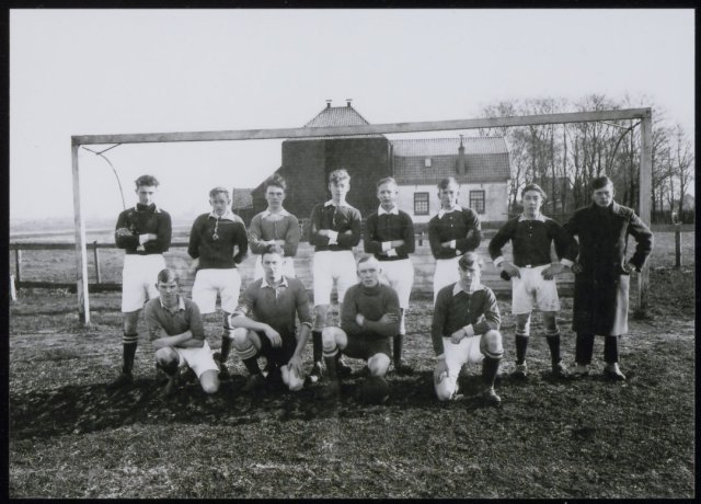 zvv zaandijk 1929