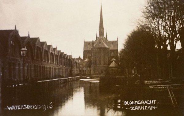 Bloemgracht Watersnood