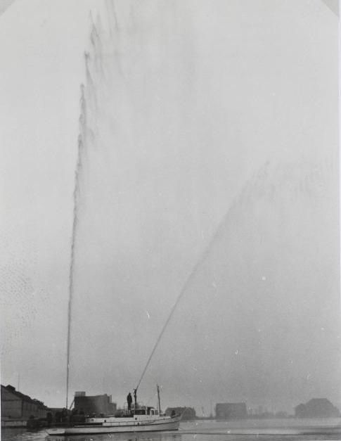 Blusboot de Weer 1959