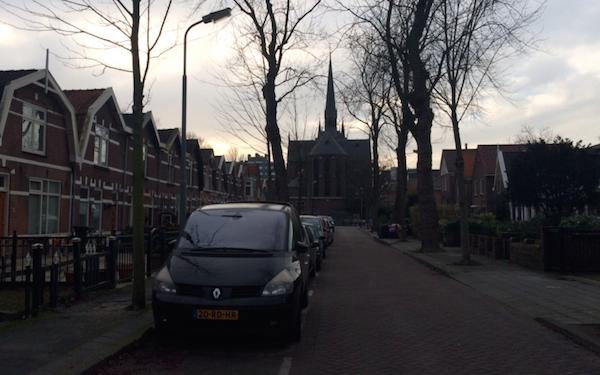 Bonifatiuskerk Bloemgracht watersnood nu