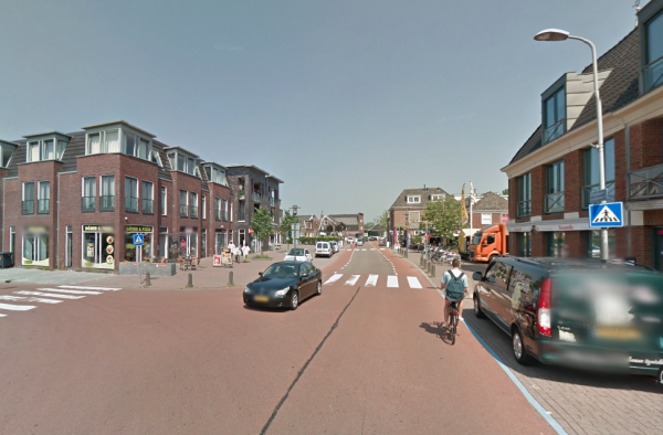 Kerkbuurt Oostzaan 2015