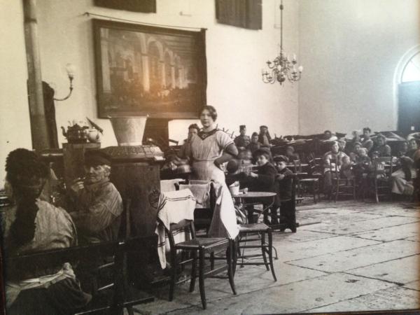 Oostzijderkerk Schilderij 1916