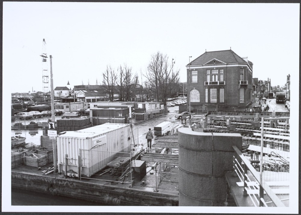 Start bouw Zaantheater (1995) 2100449
