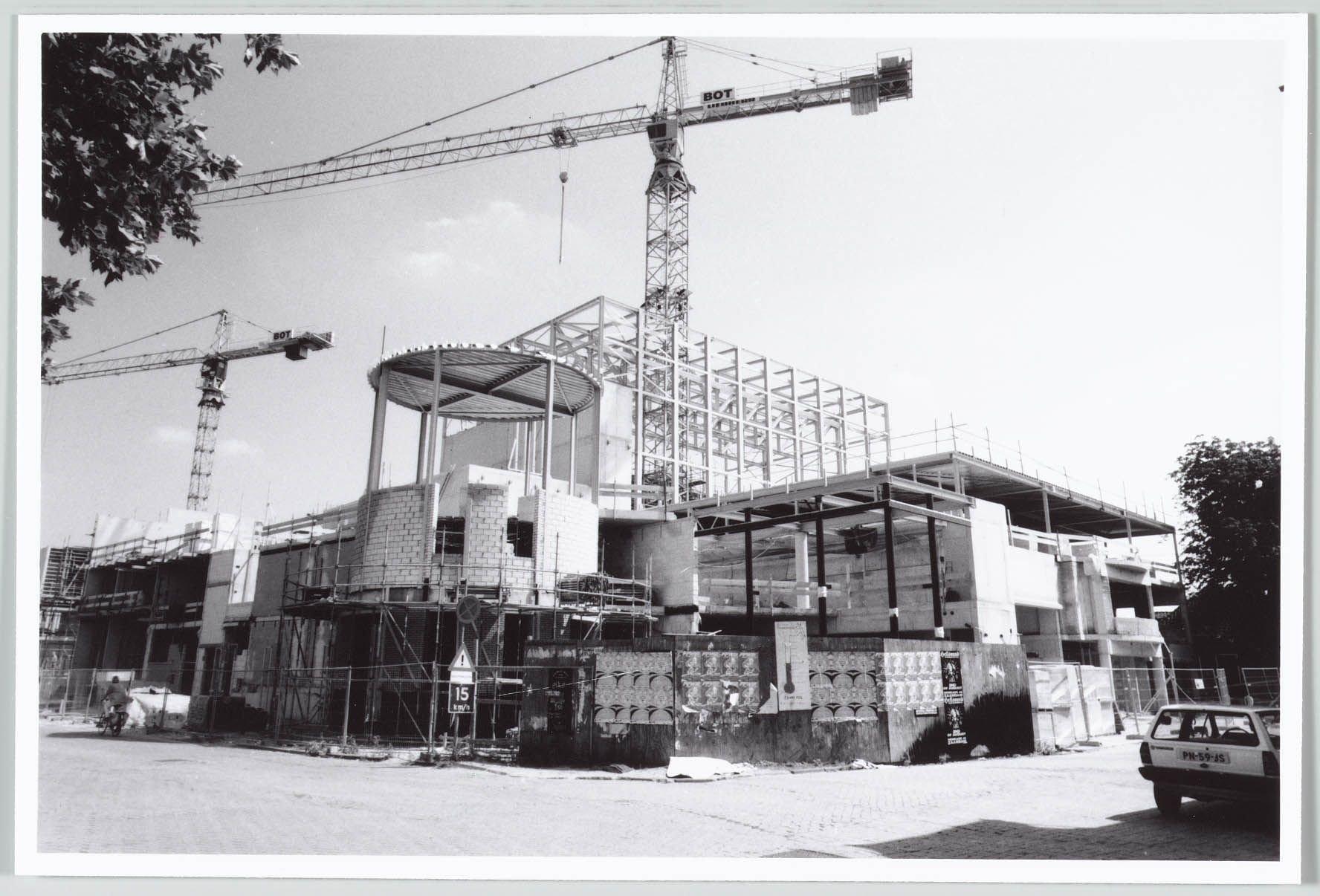 Zaantheater aanbouw 2121920