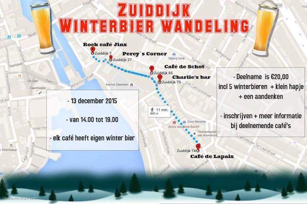 Zuiddijk Winterbier Wandeling copy