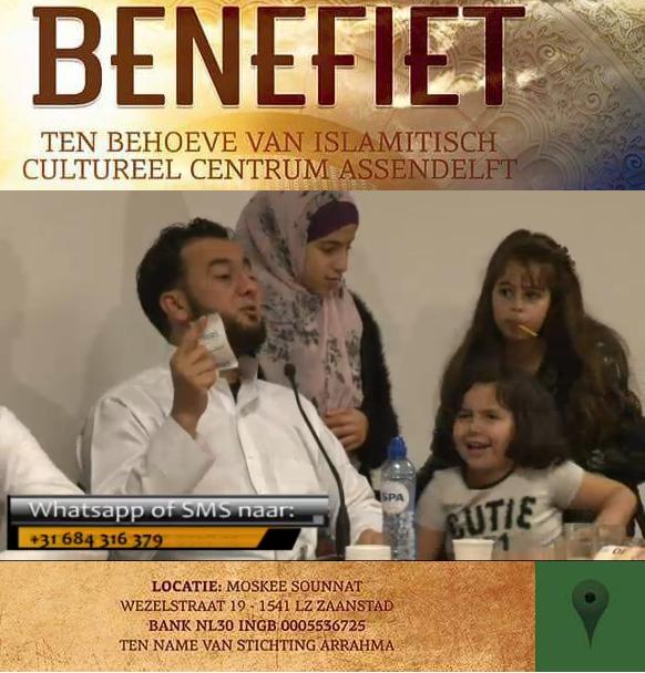 moskee benefiet 2