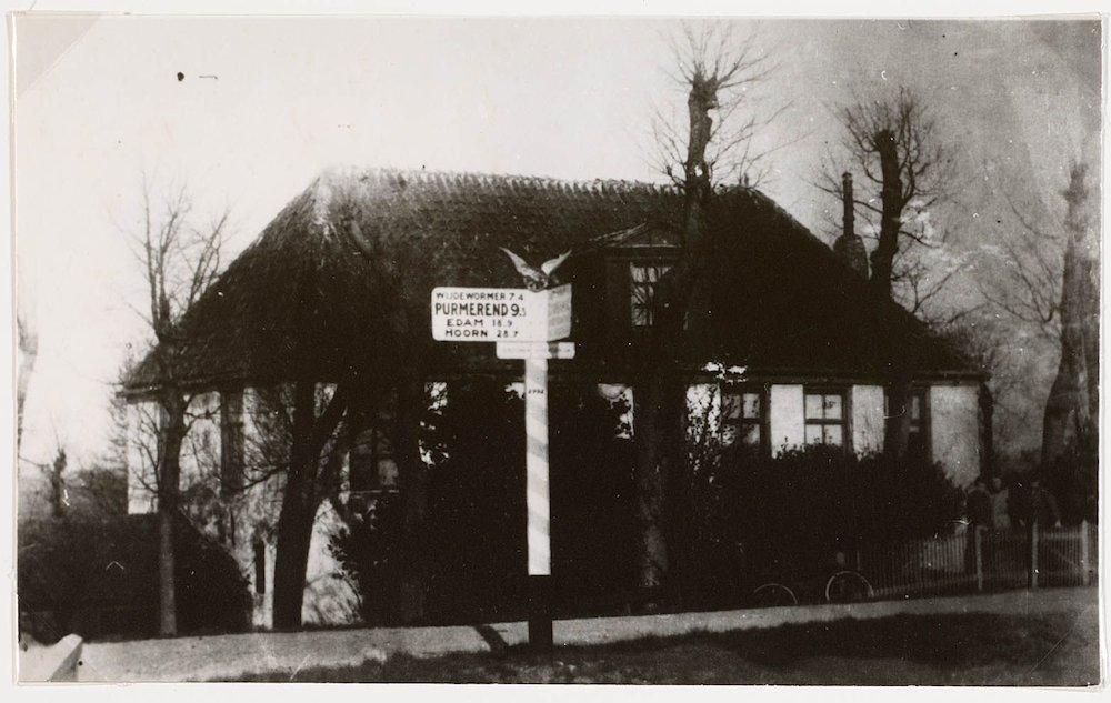 Heerenhuis omstreeks 1900 2210315