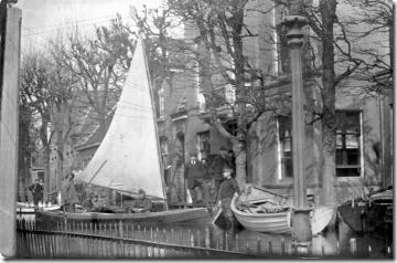 Jan Veen Oostzaan bootje