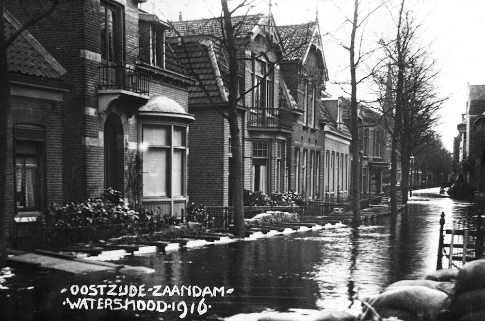 Oostzijde watersnood 1916 ZAA091005248